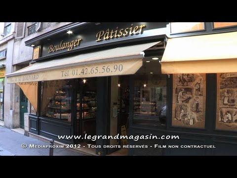 Boulangerie Louvard - Paris 8ème