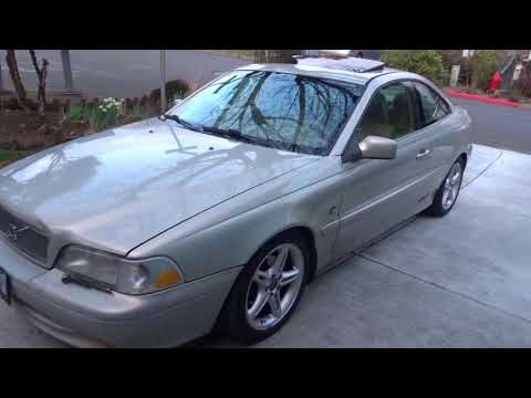 Volvo C70 Review