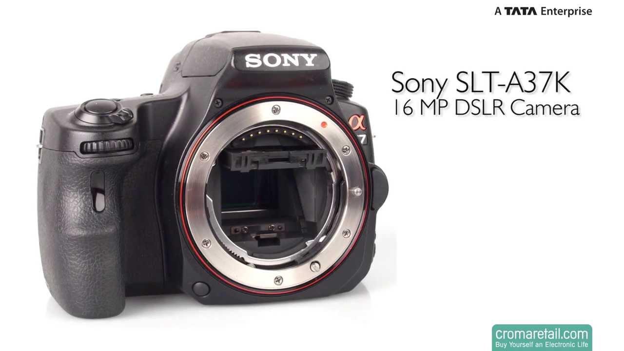 Download Driver: Sony SLT-A37K Camera