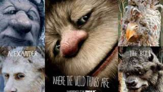 WHERE THE WILD THINGS ARE  Karen O & The Kids - All Is Love + LYRICS Donde Viven los Monstruos
