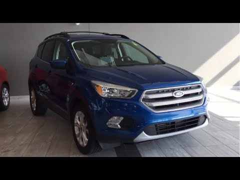2017 Ford Escape SE Cold Weather Package | Toyota Northwest Edmonton | 8HI2794A