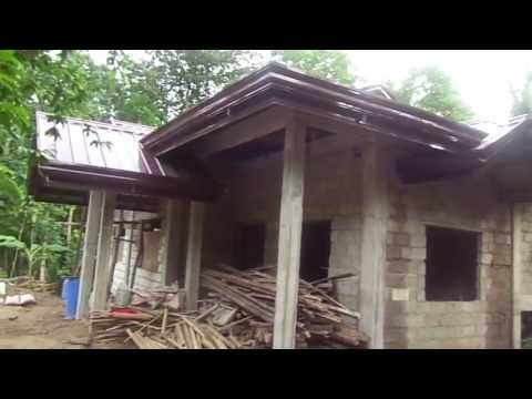 Noel Saludes BOHOL New House Construction pt2