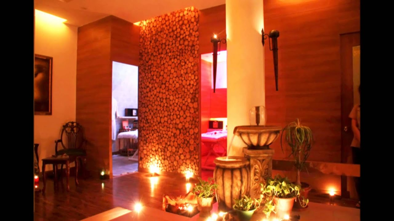 Spa Interior Design - Mantra - Noida, UP, India - YouTube