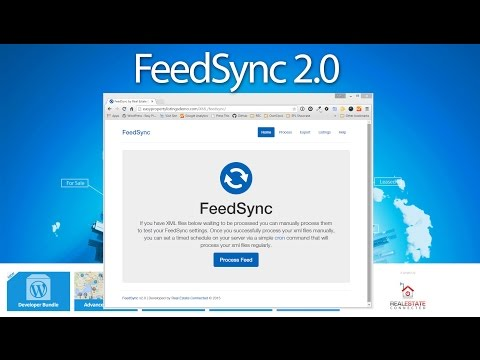 FeedSync 2 0 Overview of whats different in 2.0