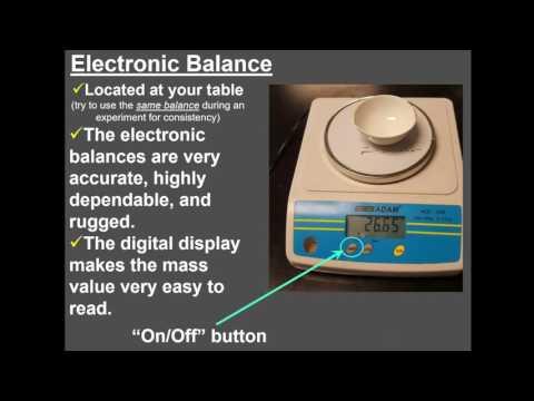 Lab Equipment Video