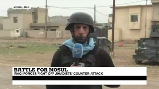 Iraq  Islamic State group replicates to army assault with mortar shellings