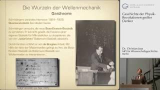 Erwin Schrödinger und die Geschichte der Wellenmechanik