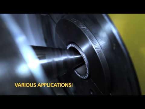 Развальцовка трубы на 37 градусов на станке GS HYDRO GSF 220N