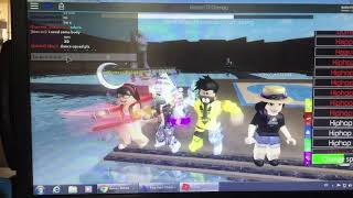 Roblox - PERFECT TIMING - Vangelo dello sgomento