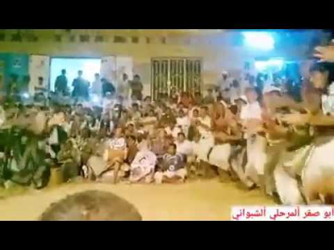 sing and dance in yemen shabwah اليمن