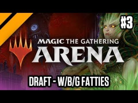 Download MTG: Arena Guilds of Ravnica Draft - W/B/G Fatties P3