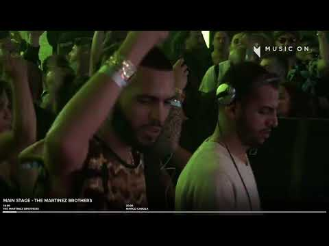 The Martinez Brothers   Live at Music On Festival 2017 Amsterdam   720p   06 may 2017