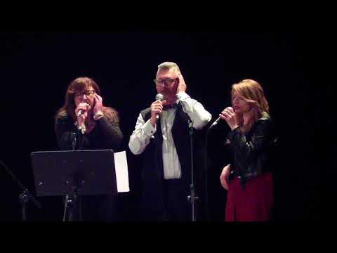 L'amore non si spiega cover live di Anna, Francesca e Paolo
