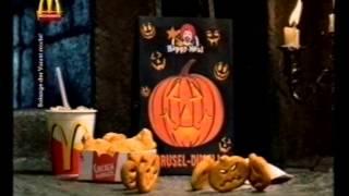 McDonalds Halloween Werbung (2001)