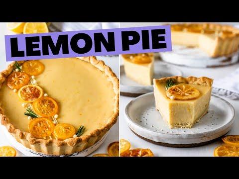 Lemon Pie with