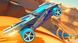 Игра КАК мультик МАШИНЫ МОНСТРЫ Race off Hot wheels Игровой мультик Видео для детей Машинки