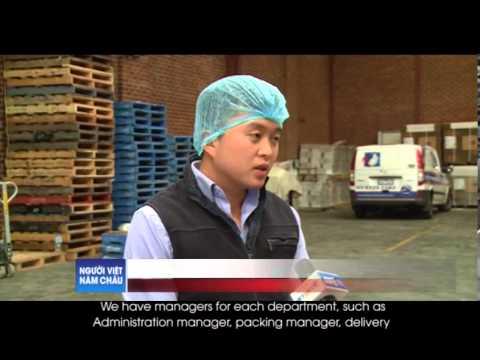 Vũ Tuấn Anh - Vũ Kiên Cường - Melbourne Fresh Poultry