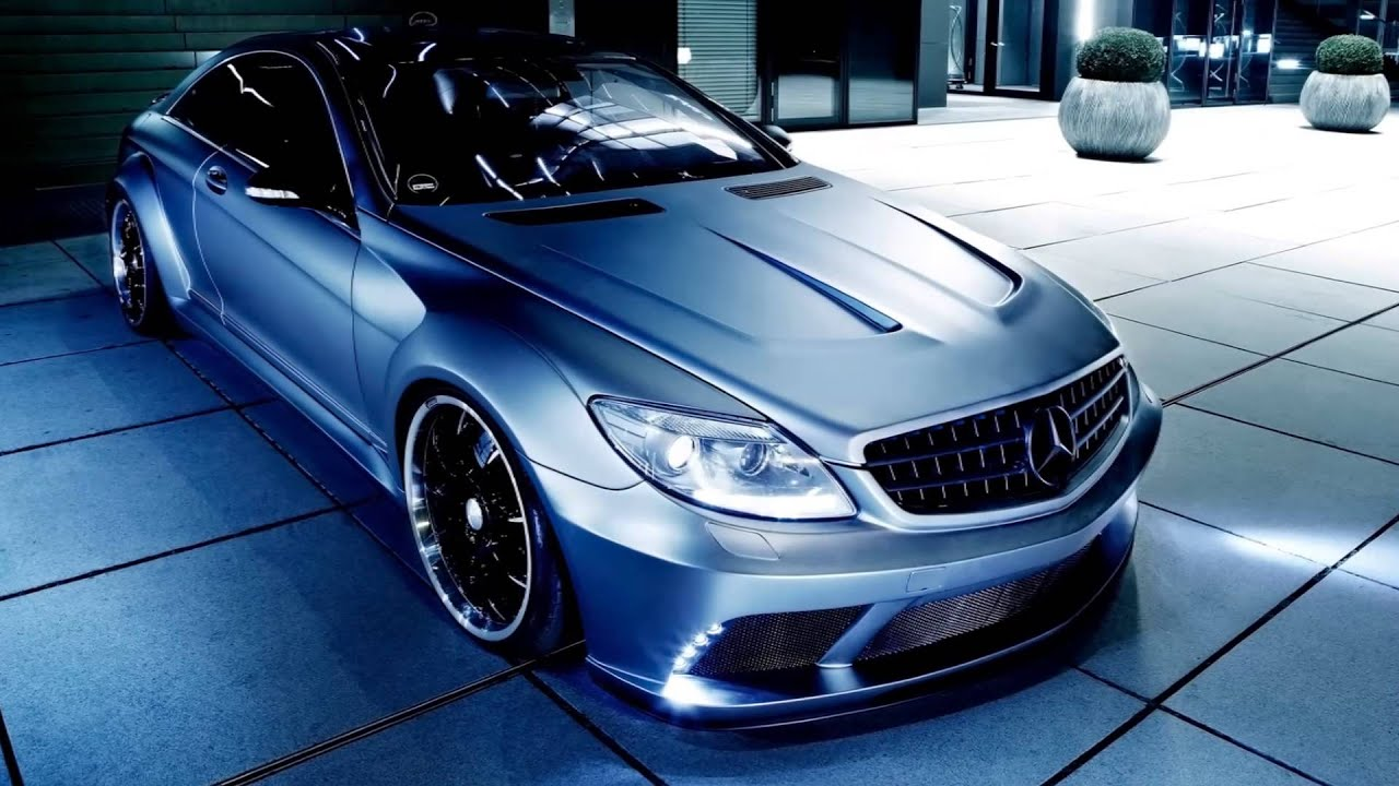 2012 Famous Parts Mercedes Benz Cl63 Amg Black Edition Wide Body Kit 6 2 V8 610 Hp Youtube