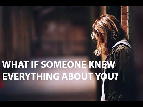 IS IT NECESSARY TO SHARE OUR SECRETS WITH  PEOPLE? watch this