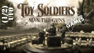 Toy Soldiers - INVASION! (1/2) Marsjanie atakują! (Roj-Playing Games!)