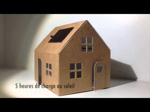 Casagami, la petite maison veilleuse