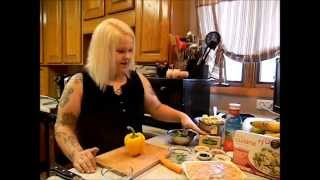 Frankenfood: Convenient For Who? Episode 1 Creamy Basil Tortellini With Chicken