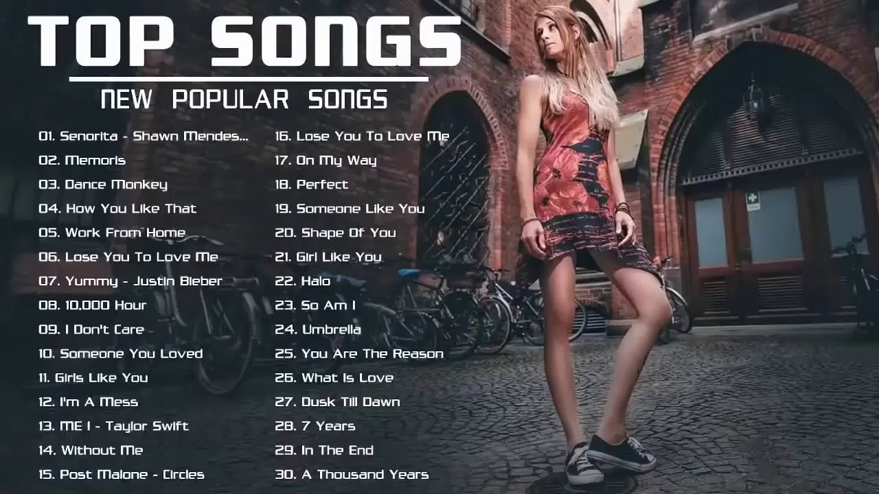 สากลเพราะๆ | NEW MP3 เพลงใหม่ล่าสุด 2020 - รวมเพลงสากลเพราะๆ เปิดบ่อยสุด 2562 เพลงสากล 24 ชั่วโมง