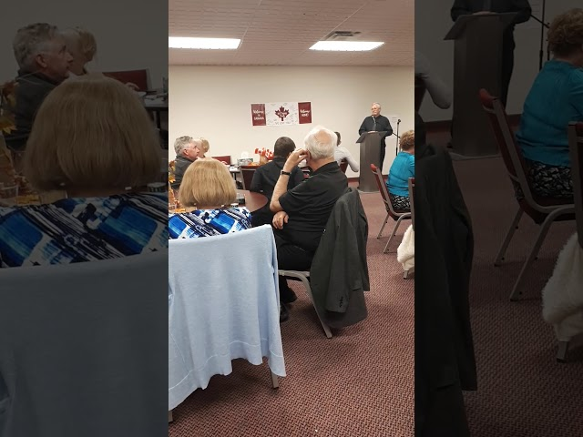 More testimonies of God's goodness in blessing VBC with Pastor Pittman & family - October 6, 2019