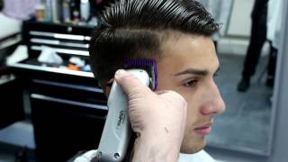 The Olivier Giroud Haircut  - Kieron The Barber -
