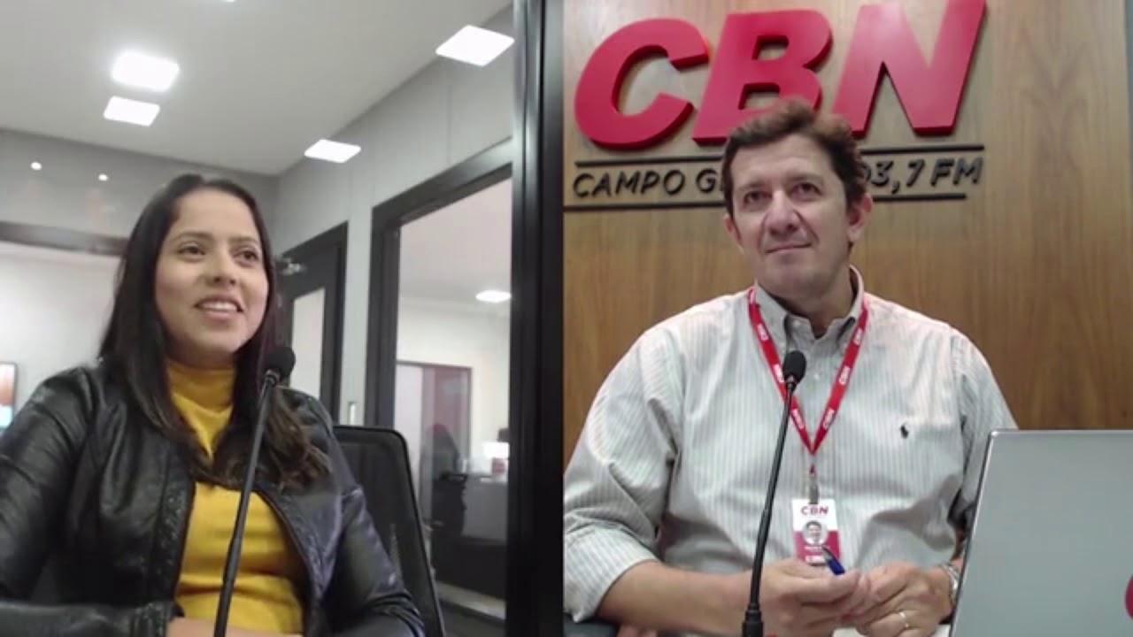 Entrevista CBN Campo Grande: Anne Ribeiro - Amcham