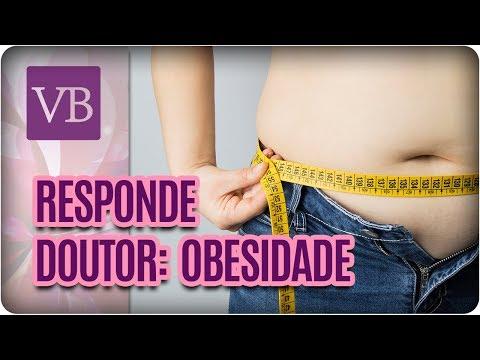 Responde Doutor: Obesidade - Você Bonita (26/03/18)
