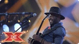 Backstage with Kevin Davy White Backstage The X Factor 2017