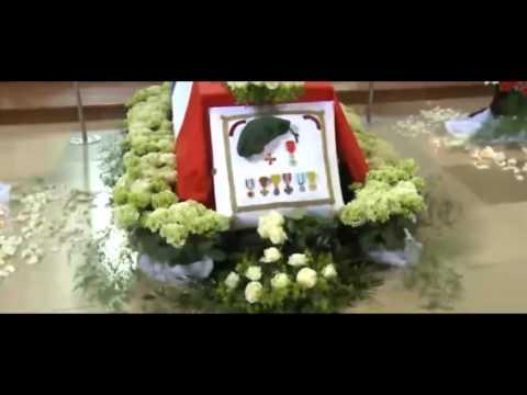 Funeral Winnetou   Pierre Brice