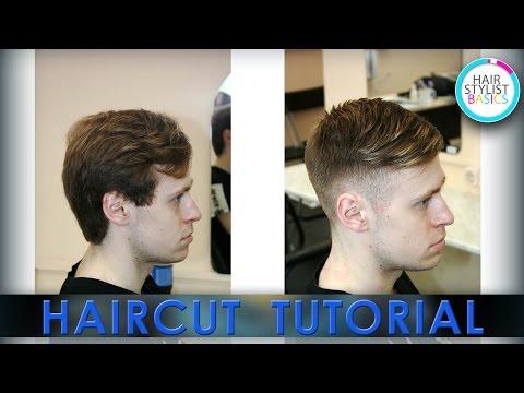 Man's haircut  (Короткая...
