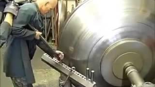 #فيديو تعلم طريقة عمل الاواني والاشكال المعدنية