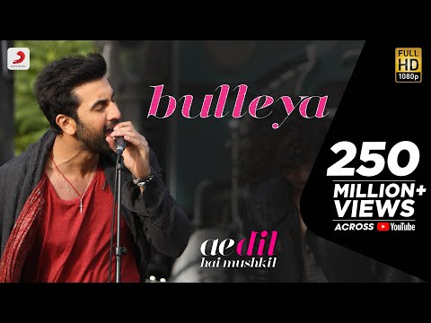 Bulleya Video Song – Ae Dil Hai Mushkil