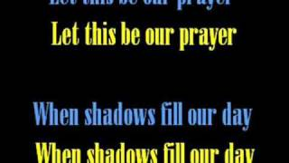 The Prayer Karaoke Gospel Version.wmv