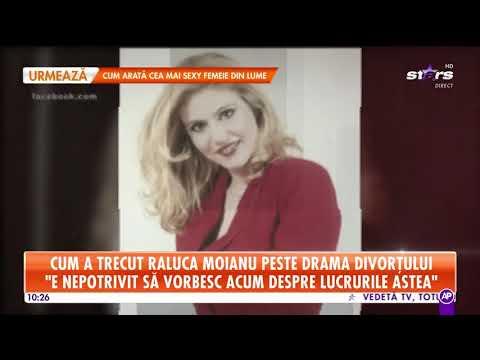 Raluca Moianu, despre