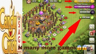 How to play hack version of Clash of clans in [Nepali]..And many more games😱😱