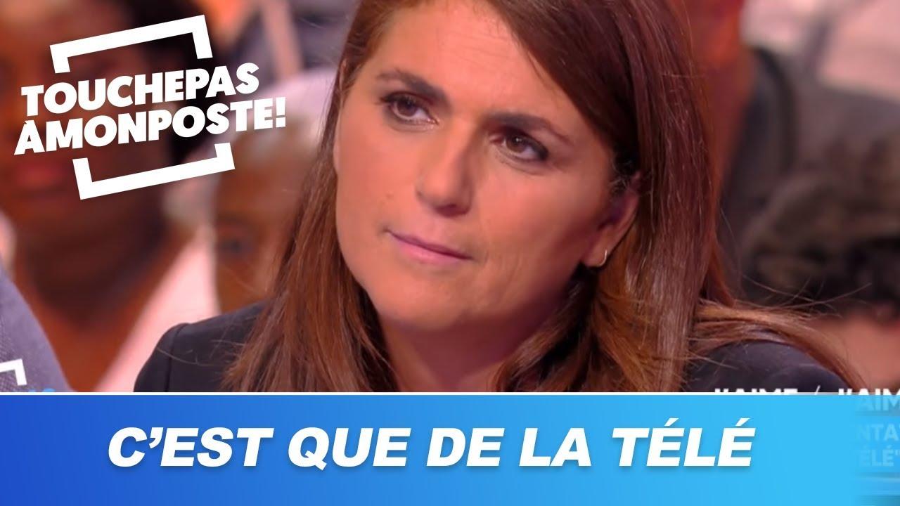 """Valérie Bénaïm présentera """"C'est que de la télé"""" à la rentrée"""