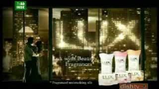 lux showergel tvc