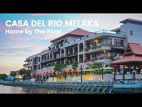 Casa del Rio Melaka Review and River Cruise Tour