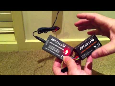 Charging AR Drone Battery