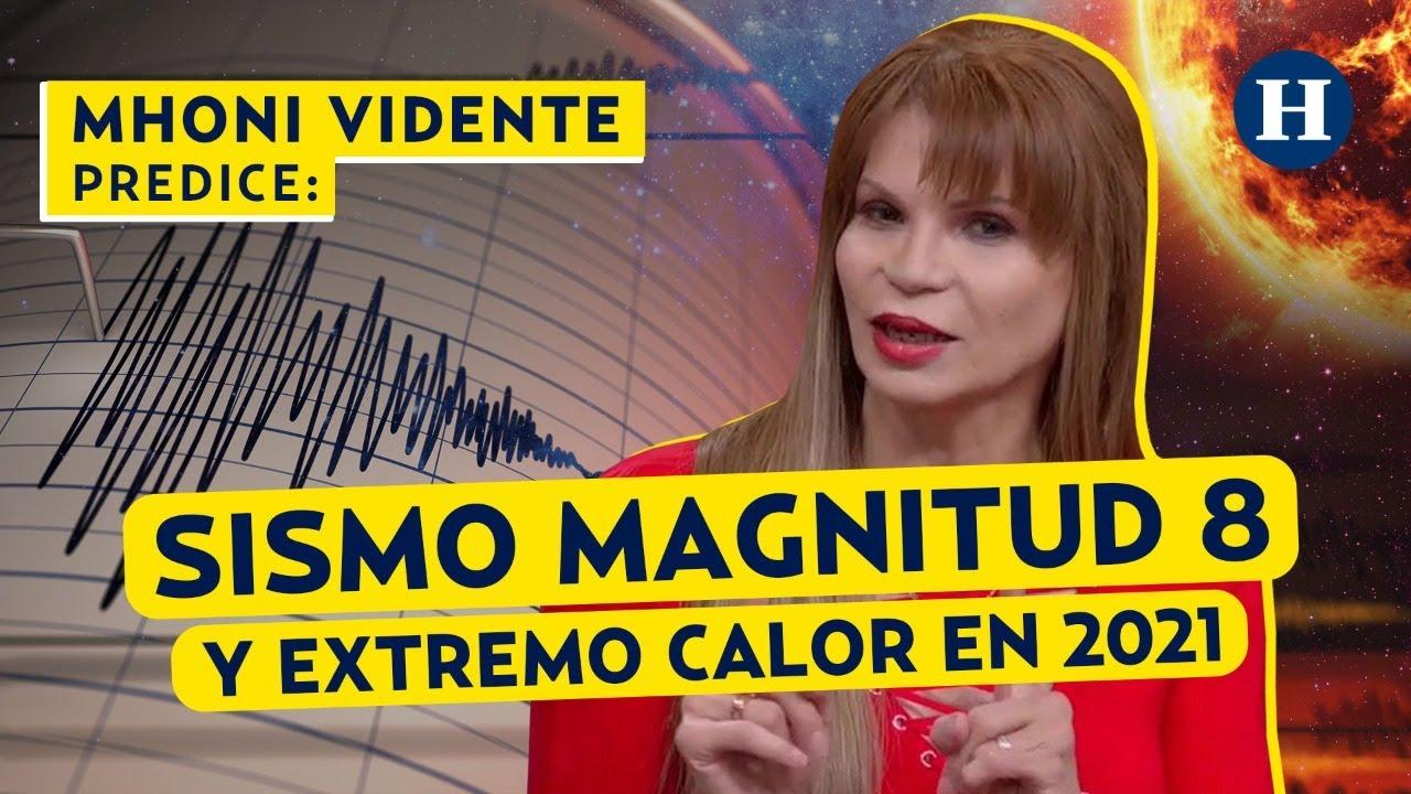 Mhoni Vidente Predice Sismo Magnitud 8 Y Extremas Temperaturas En 2021 Youtube Mhoni vidente advierte con inesperada. youtube