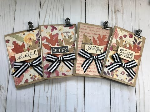 Paper Bag Junk Journal Tutorial By 481 Designs