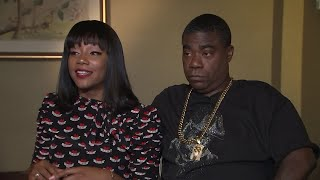 Tiffany Haddish tames Tracy Morgan