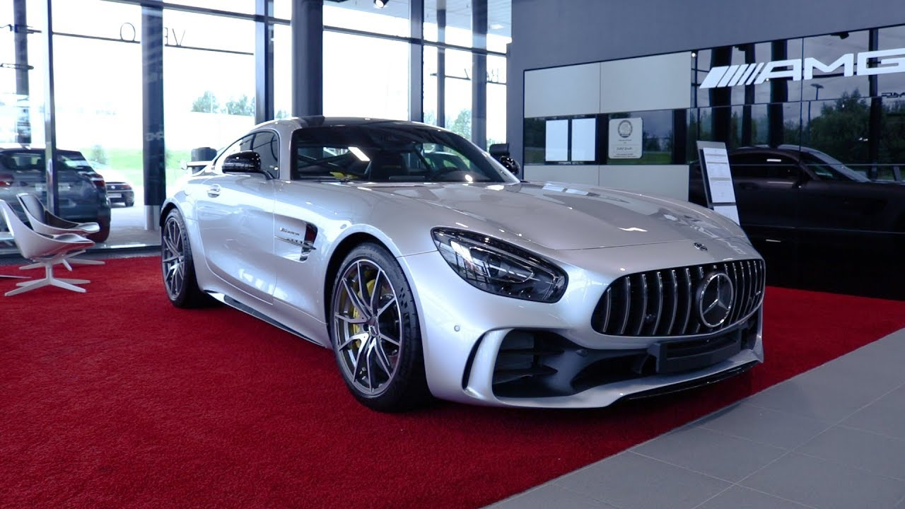 mercedes benz amg gtr exterior look around youtube. Black Bedroom Furniture Sets. Home Design Ideas