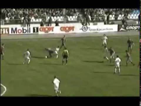 История Локомотива | Финал Кубка России 2000. Локомотив - ЦСКА 3:2