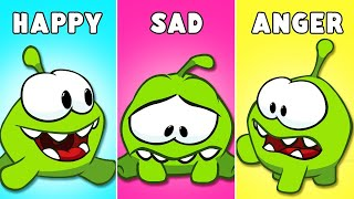 Learn Expressions with Om Nom | Om Nom Learning | Learn English with Om Nom