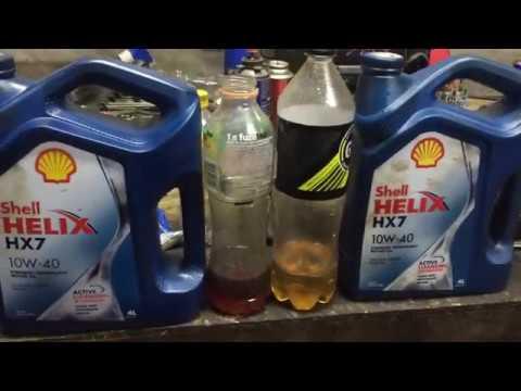 ПОДДЕЛКА Shell Helix HX7 10w-40 и ОРИГИНАЛ ОТЛИЧИЕ МАСЕЛ